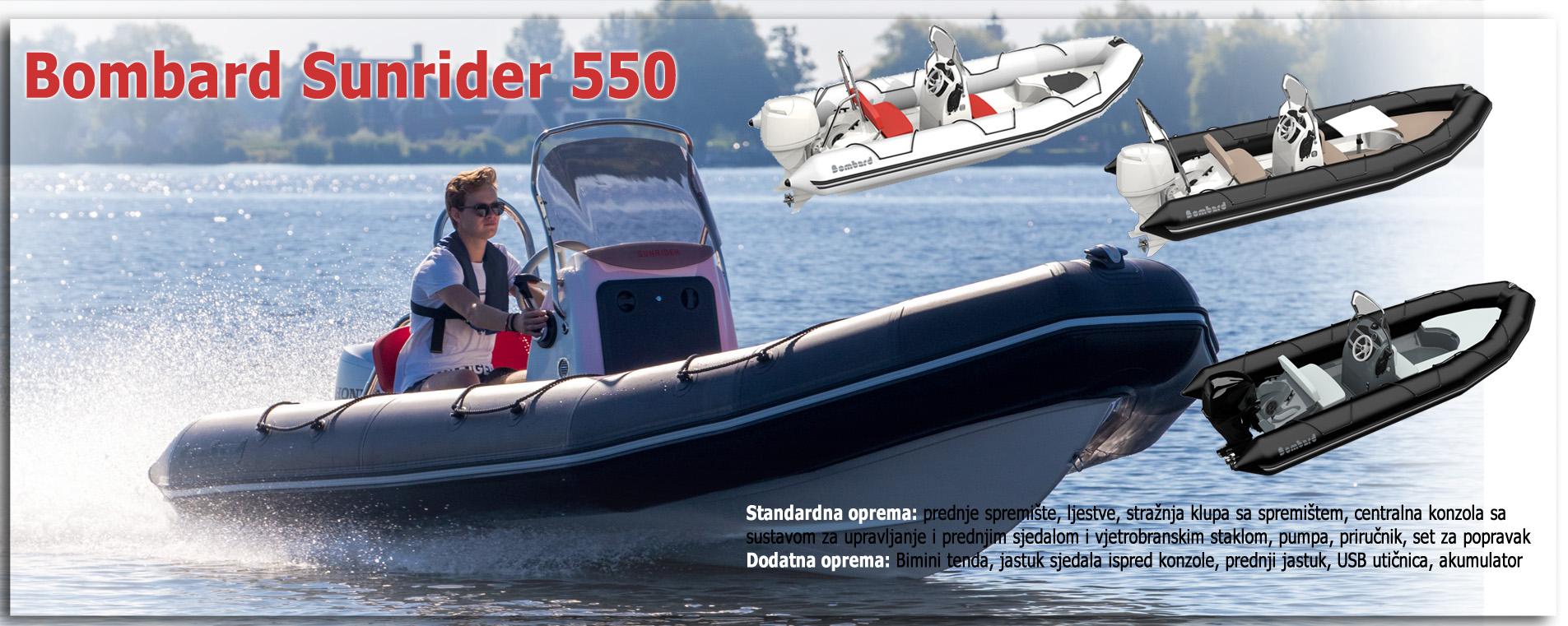 Bombard Sunrider 550