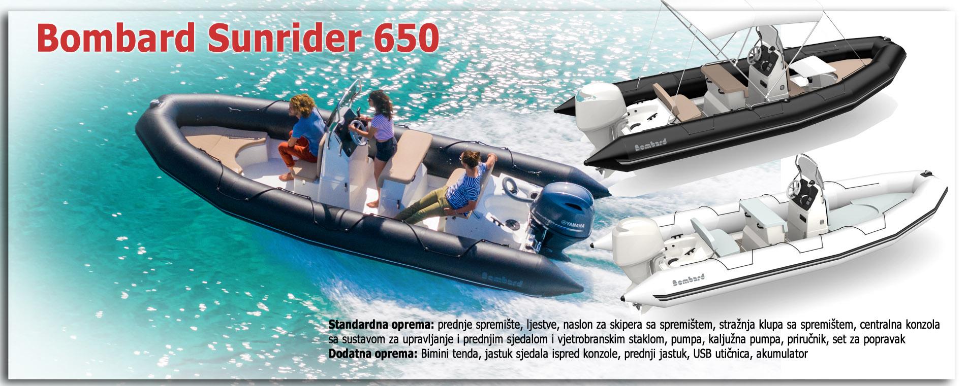 Bombard Sunrider 650